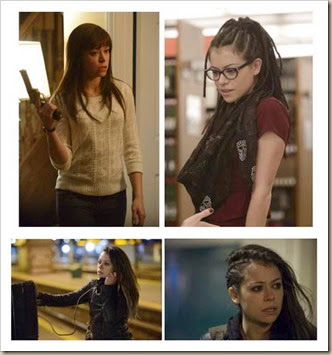 Tatiana-Maslany-different-looks-in-ORPHAN-BLACK