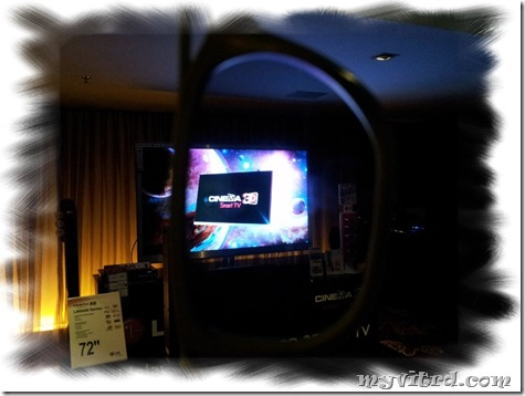 LG Cinema 3D SMART TV 3D Glasses 2