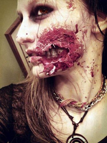 maquillaje miedo disfracesfaciles (6)