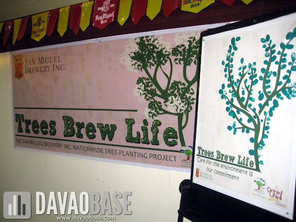 Trees Brew Life: The San Miguel Brewery Inc. Nationwide Tree Planting Project