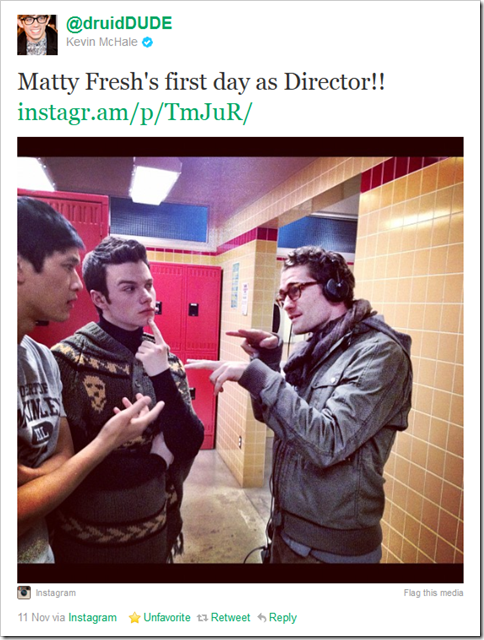 Twitter - @druidDUDE- Matty Fresh's first day as ...