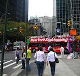 Through New York