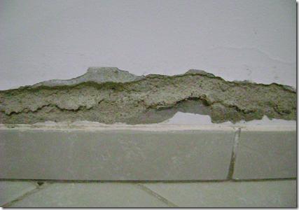 Trincas e fissuras seja bem vindo ao blog da engenharia - Impermeabilizante para paredes ...