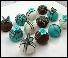 aqua,blue,brown,cake,cake,balls,tiffany,blue,white-706690d44e2b8f2560a4e12f6428173d_m
