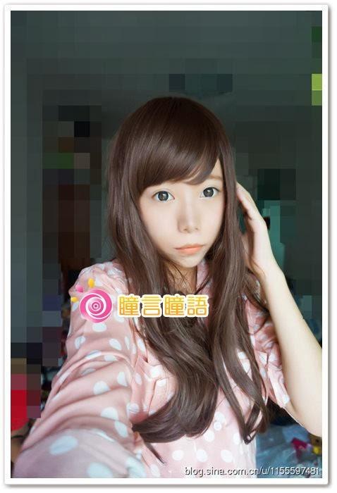 日本ROYAL VISION隱形眼鏡-Choco lat銀灰14