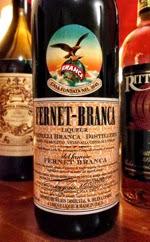 Fernet-Branca digestif
