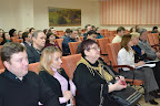 Галерея Заседание педсовета ДШИ №6. 23.01.2013