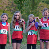 Ilkley Junior Sprint Relays 2012