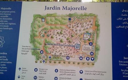 foto mapa jardim