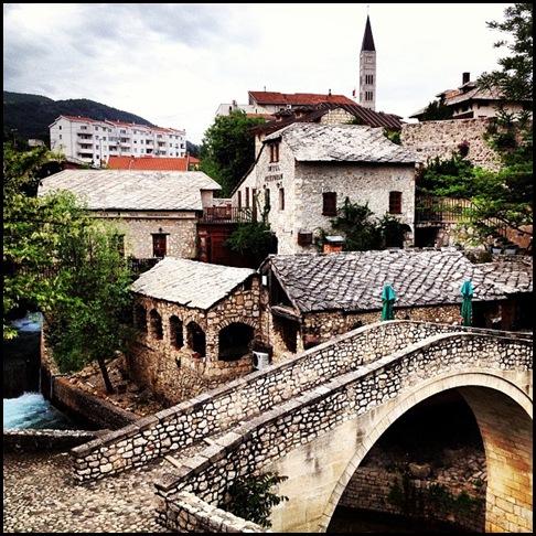 Kriva Cuprija, Mostar