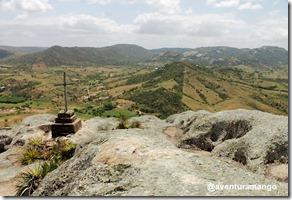 Cruzeiro no alto da Pedra da Macambira - Monte das Gameleiras 2