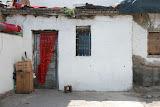 Urumqi - la maison au rideau rouge