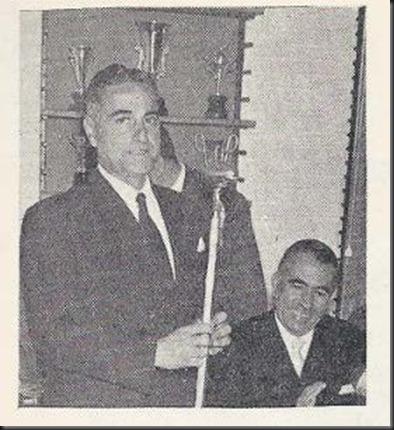 Mis recuerdos como Socio Fundador y remero del Club Náutico Sevilla, por Andrés de Arambarri Cazalis.