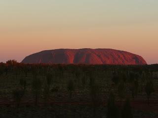 Uluru - Aussie Winter 2010