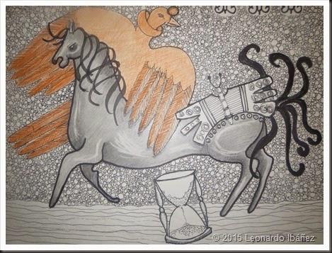 Condor y caballo