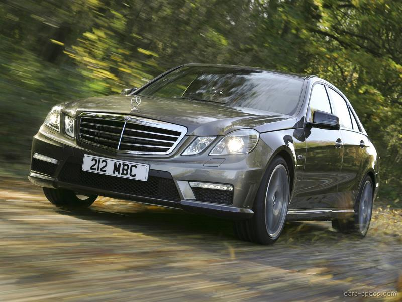 2009 mercedes benz e class e63 amg specifications for Mercedes benz amg 6 3 liter v8 price