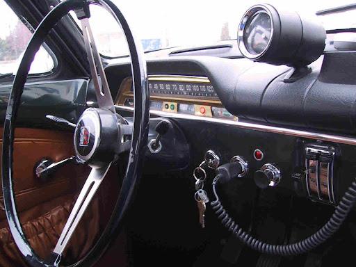 1967 Volvo Amazon 123GT.