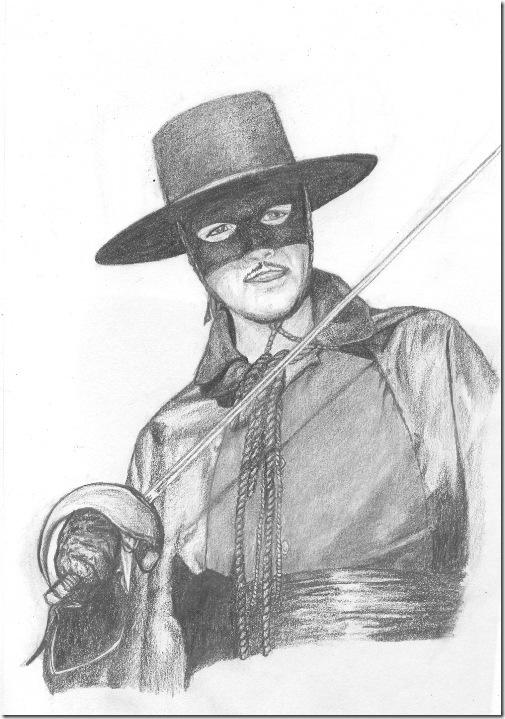 El_Zorro_by_picous