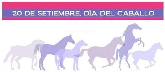 día caballo