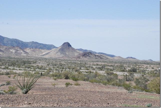 03-07-13 E BLM Land near Dome Rock Road 001