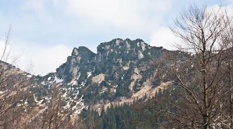 Biele skaly, Mala Fatra