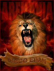 aremania singo edan