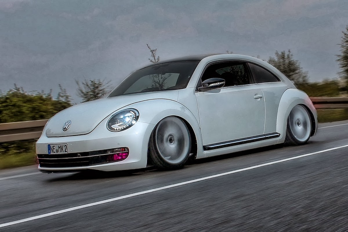 Vw new beetle tuning pictures and photos - New Beetle Vw Tuned 1