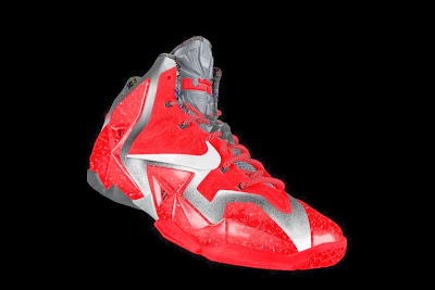 nike lebron 11 id allstar 2 13 gumbo Nike Unleashed Endless Possibilities with LeBron 11 Gumbo iD!