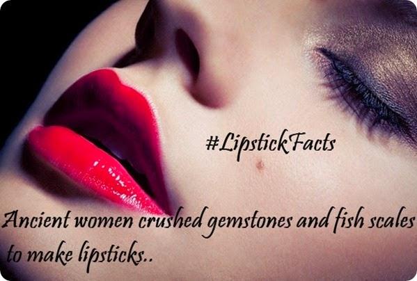 Lipstick history