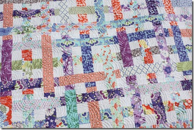 quilting sample