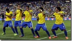 Brasil goleó a Estados Unidos