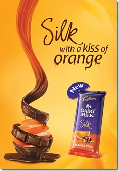 Cadbury Silk