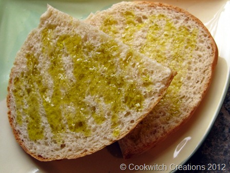 Bread slices iii