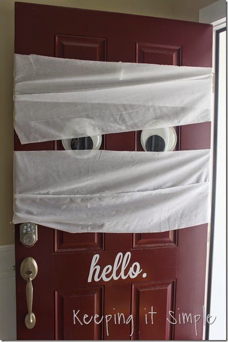 Halloween Decoration Mummy Door (4)