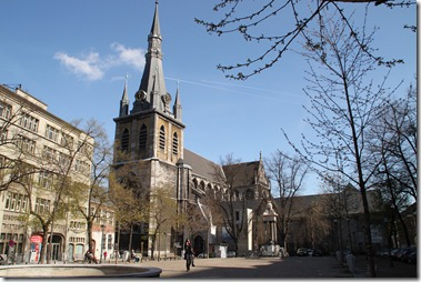 聖ポール大聖堂 (Cathédrale St-Paul)