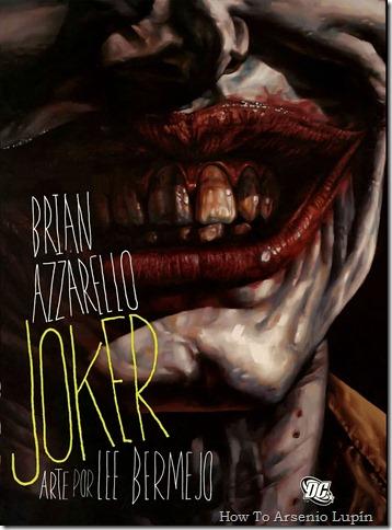 2012-06-15 - Joker, de Brian Azzarello