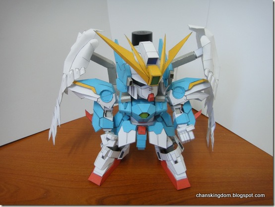 SD Wing Zero Custom