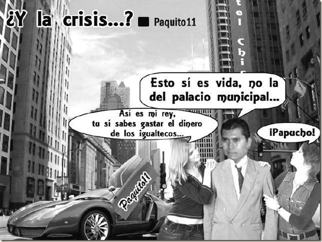 Y la crisis