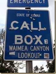 20140505_ waimea canyon bullet sign (Small)
