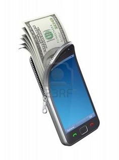 9285785-dinero-en-el-telefono-movil