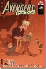 P00002 - Avengers Fairy Tales #2