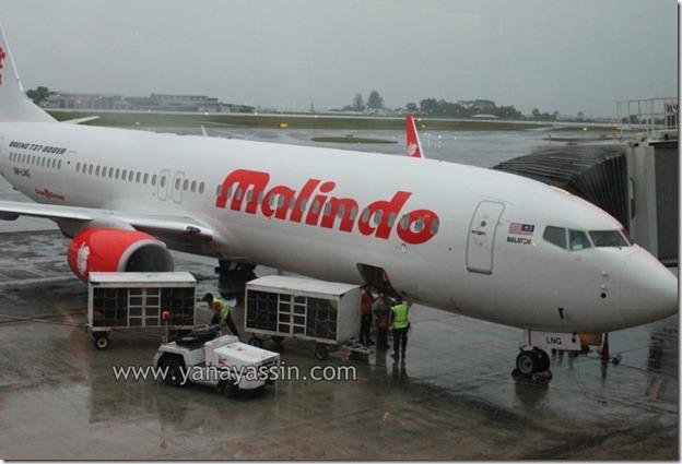 Sarawak Malindo Air199