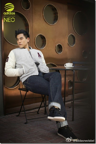 adidas Neo Label X Eddie Peng 2013 Winter 11