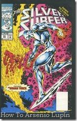 P00054 - Silver Surfer -  -  - Poderes Cosmicos v3 #93