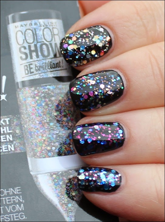 Maybelline Color Show be brilliant LE Swatches 10