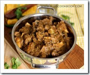 NADAN MUTTON CURRY