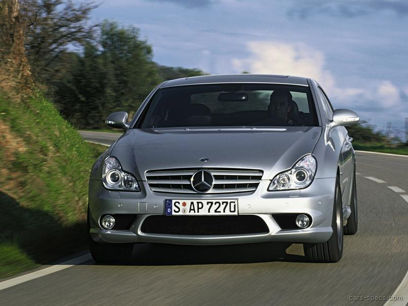 2007 mercedes benz cls class cls63 amg specifications for 2007 mercedes benz cls63 amg