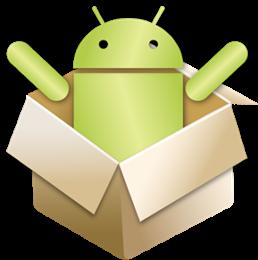 Cara menyimpan file .apk dari aplikasi dan games di smartphone android