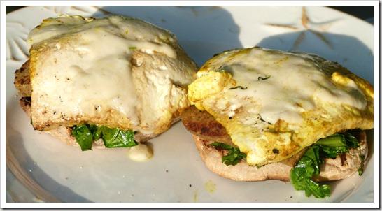 tofu egg upclose