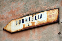 The path to Corniglia